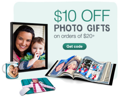 Post image for Walgreens Photo: $10 off of $20 Photo Gifts