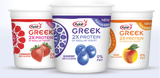 Post image for Target: Yoplait Greek Yogurt $.62 Each