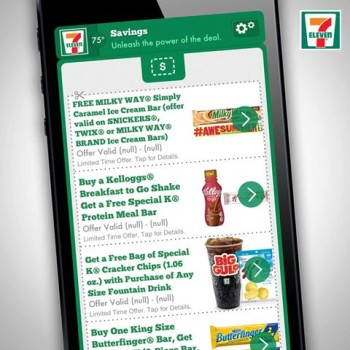 Post image for 7-Eleven: 20oz. TEN or Regular Beverage (Mobile App)