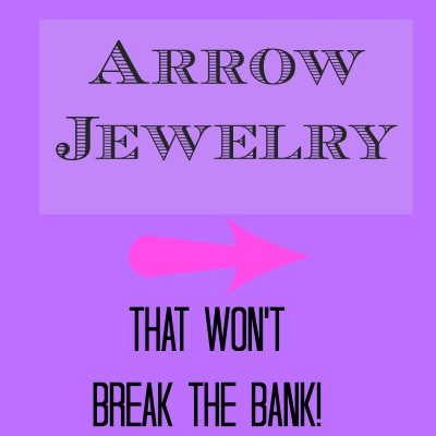 Post image for Arrow Jewelry (That Won't Break The Bank)