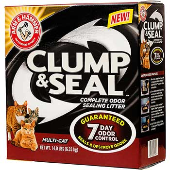 Post image for New Coupon: $3.00 off One (1) ARM & HAMMER™ Cat Litter