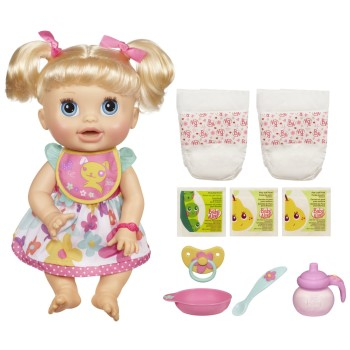 Post image for Amazon-Baby Alive Real Surprises Baby Doll $26.99
