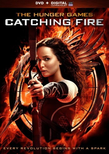 Post image for Pre-Order The Hunger Games: Catching Fire(DVD+Digital Copy) $17.99