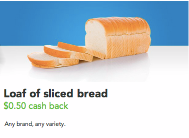 Post image for Checkout51: 50¢ Cash Back with Bread Purchase