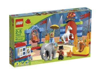 Post image for Amazon-Duplo My First Circus $17.42