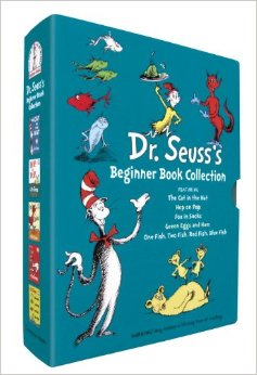 Post image for Amazon-Dr. Seuss's Beginner Book Collection $25.40