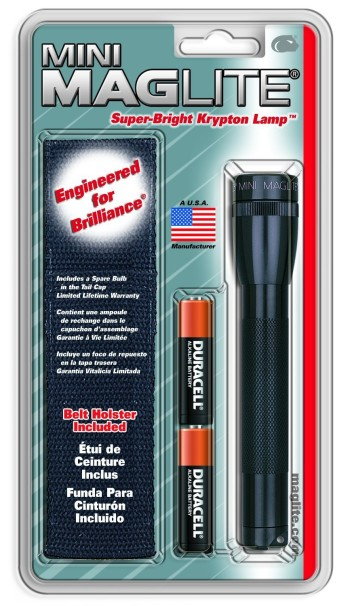 Post image for Amazon-Maglite Mini Flashlight and Holster $8.16
