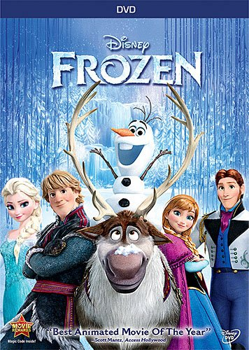 "Post image for Amazon: ""Frozen"" DVD/Blu-Ray AND Digital Copy For Under $20"