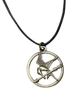 hunger games leather cord