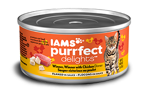 Post image for Target: FREE Iams Wet Cat Food
