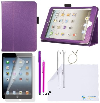 Post image for Amazon-9 Piece Bundle for Apple iPad Mini (purple) $4.77