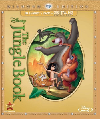 Post image for Amazon-The Jungle Book Diamond Edition $19.96