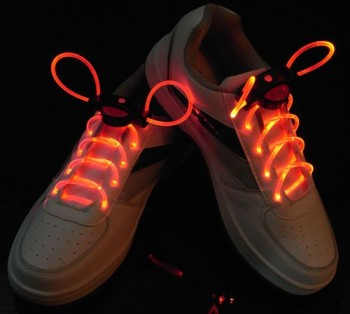 Post image for Amazon-Red LED Shoelaces Light up Shoe Laces $2.93