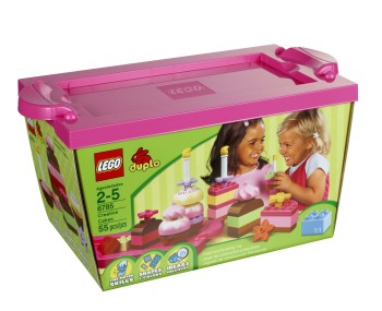 Post image for Amazon: LEGO DUPLO Creative Cake Set $15.72
