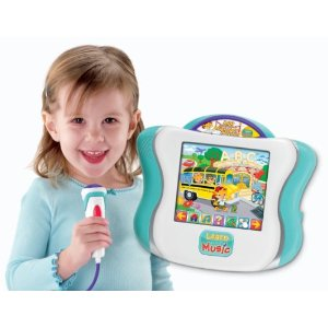 Post image for Fisher-Price Learn Through Music TouchPad $19.95