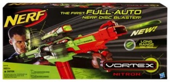 Post image for Amazon-Nerf Vortex Nitron $27.17