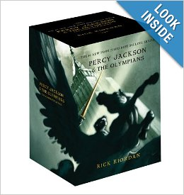 Post image for Lowest Amazon Price: Percy Jackson 5 Box Set