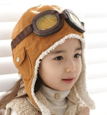 Post image for Amazon-Wool Baby Toddler Pilot Style Cap with Ear Flaps $4.00
