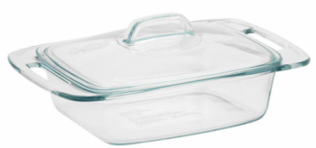 Post image for Amazon-Pyrex Easy Grab 2 quart casserole with glass cover $8.99