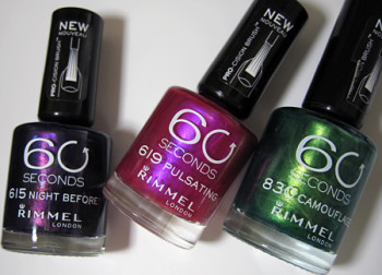 Post image for High Value Coupon: $1/1 Rimmel of London Product ($.50 Nail Polish)