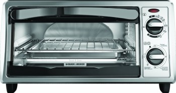 Post image for Amazon-Black and Decker Toaster Oven $19.99