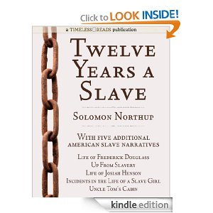 Post image for Amazon Free Book Download: Twelve Years a Slave