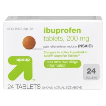 Post image for Target: Free Up & Up Ibuprofen Deal