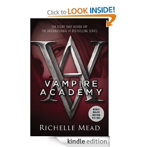 Post image for Vampire Academy Series Kindle Books, Only $2.99 each—Today Only!