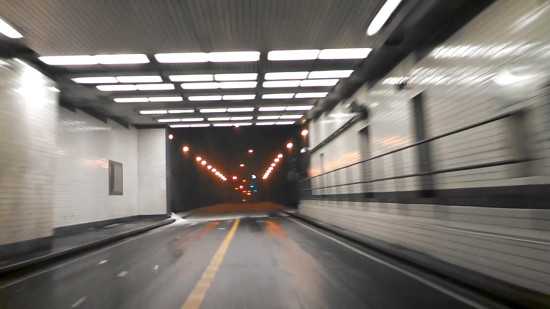 Bridge Tunnel End