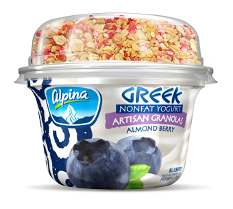 Post image for Free Alpina Greek Yogurt!