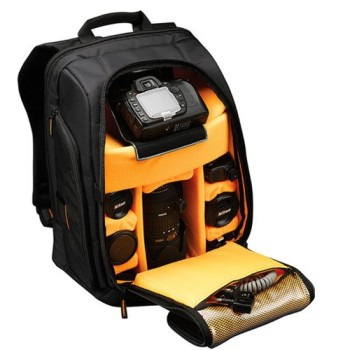 Post image for Case Logic SLRC-206 SLR Camera and 15.4-Inch Laptop Backpack (Black) $49.99