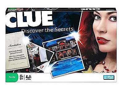 Post image for Target: 50% OFF Original Clue Board Game Cartwheel Offer : As Low As $5 (Valid Today Only!)