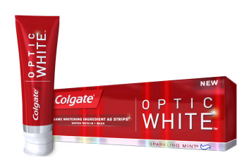 Post image for Walgreens: Free Colgate Optic White Toothpaste