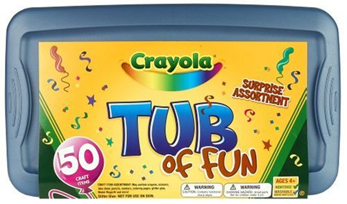 Post image for Amazon: Crayola Big Tub $8.99