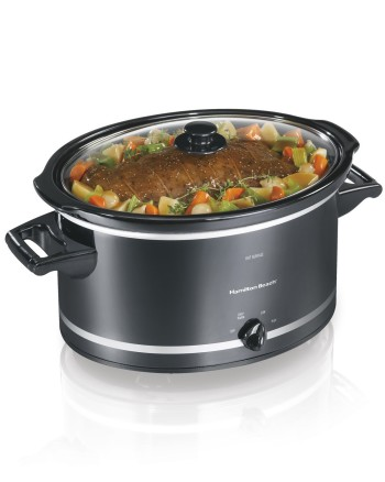 Post image for Amazon-Hamilton Beach 8 Qt Slow Cooker $24.87