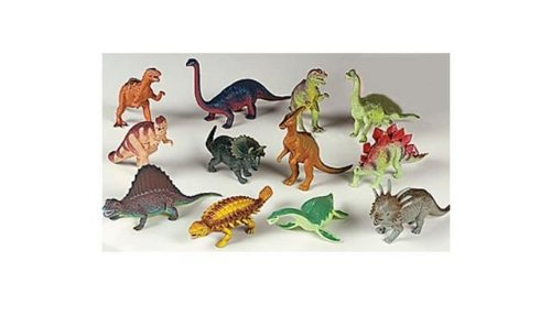 Post image for Amazon-12 piece Large Assorted Dinosaurs $9.76