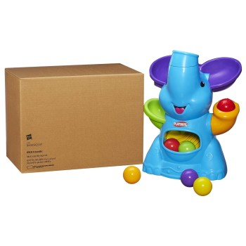 Post image for Amazon-Playskool Poppin Park Elefun Busy Ball Popper Toy $23.96