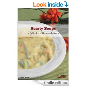 Post image for Amazon Free Book Download: Hearty Soups: A Collection of Homemade Soups