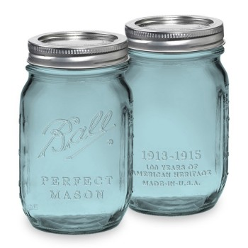 Post image for Amazon-Ball Jar Heritage Collection Pint Jars with Lids and Bands, Set of 6 $7.91