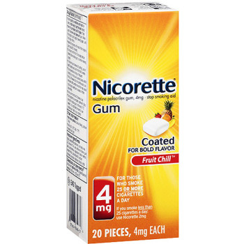 Post image for Target: FREE 20 Ct Nicorette Gum