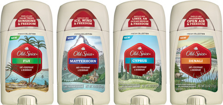 Post image for Target: Old Spice Deodorant As Low As $.75 Each