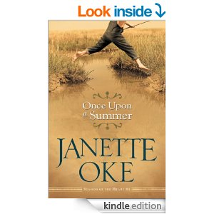 "Post image for Amazon Free Book Download: ""Once Upon a Summer"" by Janette Oke"