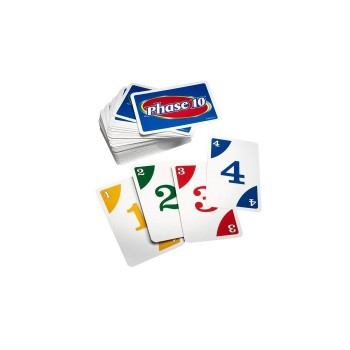 Post image for Amazon-Phase 10 Card Game $5.54