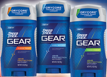 Post image for CVS: Speed Stick Gear $.49