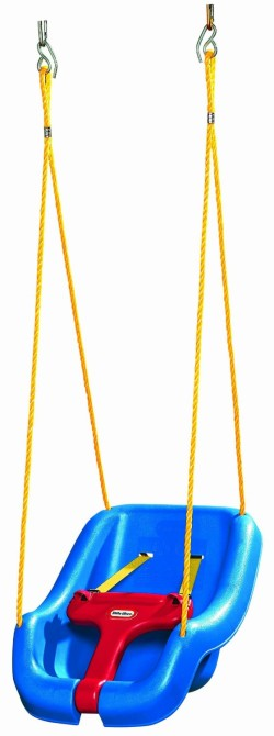 Post image for Amazon-Little Tikes 2-in-1 Snug 'n Secure Swing Blue $20.30
