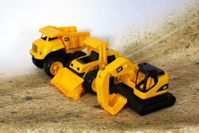 Post image for Amazon: Toystate CAT Tough Trucks For $12.44 Shipped