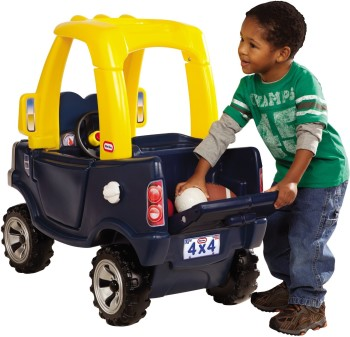 Post image for Available Again-Little Tikes Cozy Truck $59.99