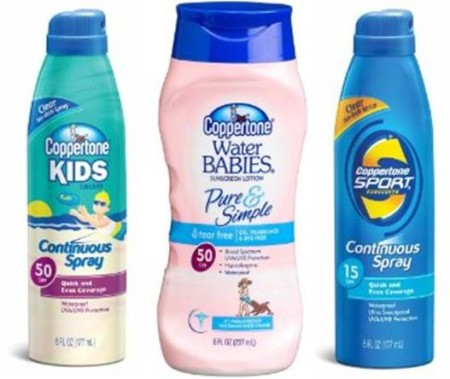 Post image for Target: Coppertone Sunscreen Deal