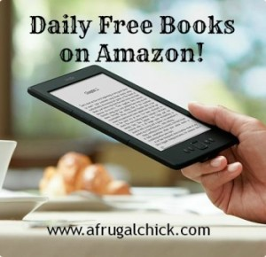 Daily Free Books on Amazon Sidebar
