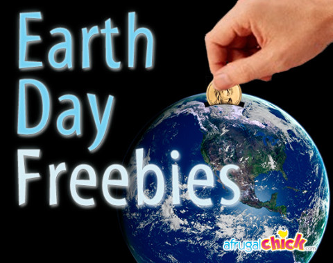 Post image for Earth Day Freebies